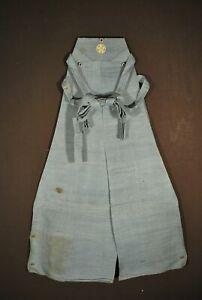 RARE ANTIQUE EDO / MEIJI ERA JAPANESE SAMURAI KAMISHIMO / Handmade Kimono Hakama