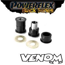 Powerflex nero Anteriore Braccio Oscillante Inferiore Anteriore cespugli ALFA ROMEO 147 PFF1-811BLK
