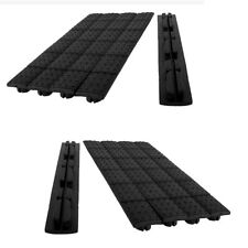 TRINITY FORCE Pack of 10 Protective Rubber Covers Fits Keymod M-LOK Rail Slots