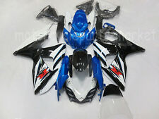Black Blue Injection Fairing Bodywork For Suzuki GSXR1000  GSX-R 2009-2014 2010