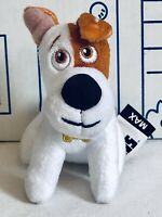 New McDonalds Happy Meal Toy Max Dog Puppy The Secret Life of Pets #1 Plush Doll