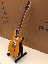 Great gift idea!! Miniature Guitar Carlos Santana