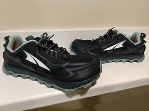 Altra Lone Peak 4.5 Gaiter Trap Trail Running Shoes Sneakers Womens Size 9