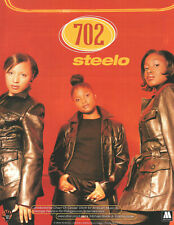 702 Rare 1996 Steelo PROMO TRADE AD Poster for No Doubt CD MINT USA