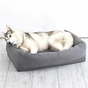 Memory Foam Dog Cuddler Bed, Plush Orthopedic Joint Relief - Waterproof NEW