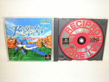 RECIPRO HEAT 5000 Red Playstation PS Import PS1 Japan Video Game p1