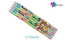 TINKERBELL PARTY SUPPLIES 12 PENCIL FAVOURS PACK
