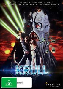 KRULL (1983) [NEW DVD]