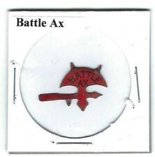 Battle Ax Chewing Tobacco Tag B213