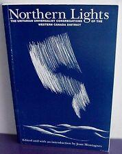 Northern Lights, Unitarian Universalist Congregations Western Canada, PB 1995