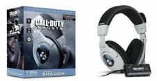 Turtle Beach Ear Force Shadow Gaming Headset Stereo Xbox 360 PC Ps4
