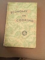 Economy In Cooking Grand Union Tea Company HC 1934