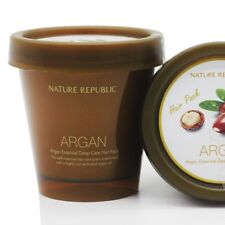 NEW[Nature Republic]Argan Essential Deep Care Hair Pack 200ml K-beauty Free ship