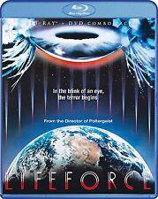 LIFEFORCE (1985 Frank Finlay, Patrick Stewart) - Region A BLU RAY - Sealed