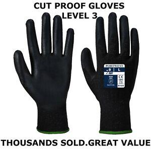 CUT PROOF GLOVE LEVEL B,GLASS,KNIFE,TOOL,BLADE,SHARP,SHEET STEEL,WORK,SAW,SLASH