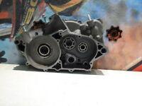 1996 KTM MXC 300 RIGHT ENGINE CASE  96 MXC300