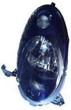 Faro delantero Derecho NISSAN MICRA 02-05 DEPO H4 para reg energía negro