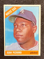 1966 Topps Juan Pizarro Card #335 EX-NM Chicago White Sox