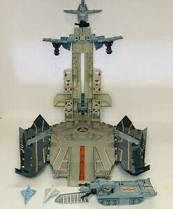 Mega Force Triax Goliath Mobile Battle Headquarters 1989 Kenner Incomplete