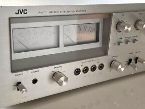 JVC JA-S77 Vintage Integrated Amplifier - RARE - SERVICED (2)