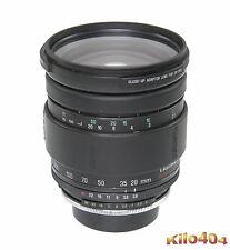 Tamron Pour PENTAX 28-200 mm Aspherical * MF * K baïonnette * adaptall * avec Nahlinse