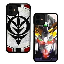 Mobile Suit Gundam SEED Anime iPhone 7 8 Plus X/XS XR 11 Pro Max Case Cover