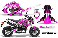 Honda GROM 125 Graphic Kit AMR Racing Bike Decal Motorcycle Parts 13-16 CARBON P