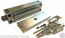 Exterior Heavy Duty Magnetic Lock Stainless Steel Exterior 545kg Full Kit