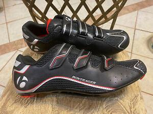 Men's Bontrager Race Inform Cycling Shoes Size US 10-10.5