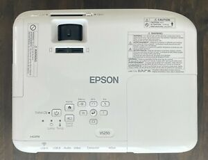 Epson VS250 SVGA 3LCD Projector Great for Teaching Meeting Display