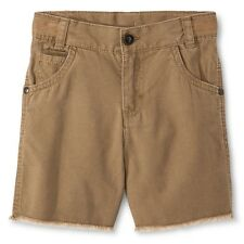 Genuine Kids from OshKosh Boys' Corduroy Brown Chino Shorts - Size 7, 10, 12