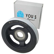 YOU.S Belt Pulley Crankshaft for Peugeot 207 208 3008 301 307 1.4/1.6 Hdi