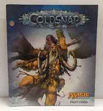 MTG Magic Game Gioco PLAYER'S GUIDE Cards List - COLDSNAP - Ondata Glaciale - -