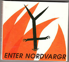 ENTER NORDVARGR - folkstorm / the projects CD