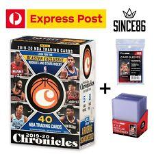 2019 Basketball Chronicles Blaster + 25 TOPLOADERS & 100 SLEEVES
