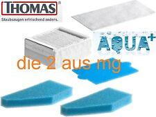 ORIGINAL THOMAS Filterset 99 - 5-teilig - 787241 für alle AQUA+ Staubsauger