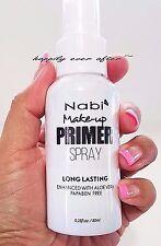 Makeup Primer Spray - Long Lasting, No Melting, Paraben Free, Aloe vera