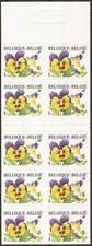 Belgium**VIOLET-PANSIE-FLOWERS-Booklet 10stamps-2002-MNH-Pensée-Viooltje-Fleurs