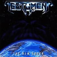 *NEW* CD Album Testament - The New Order (Mini LP Style Card Case)