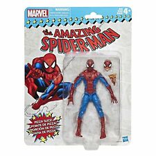 "Marvel Legends Vintage Series Spider-Man 6"" Action Figure Retro - In Stock MIB"