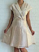 3 X bulk lot Women's Short Sleeve Vintage Formal Evening Cocktail Party Dress