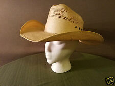 Allen Boot in Austin Texas Long Oval Cowboy Hat Size 7 -> Signed!