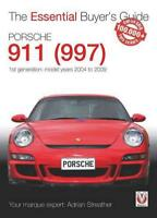 Porsche 911 (997) (Essential Buyers Guides) by Adrian Streather, NEW Book, FREE