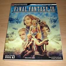Final fantasy xii 12-Bradygames signature series guide (jeux conseiller solution)
