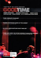 Good Time (2017) A5 Poster - Robert Pattinson, Jennifer Jason Leigh, Barkhad Abd