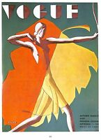 Vogue.Costume.Stunning.Art Deco.Beauty.Deco.Art.Artist.Vintage.Vogue print