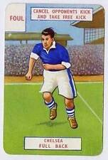 RARE Football Playing Card - Chelsea 1946-7