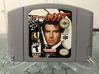 Goldeneye 007 Nintendo 64 Authentic Cartridge Only *Tested (N64) Pins Cleaned