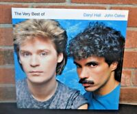 DARYL HALL & JOHN OATES - The Very Best of, Ltd 1st Press 2LP COLORED VINYL New!
