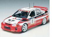 TAMIYA 24203 - 1/24 MITSUBISHI LANCER EVOLUTION V WRC - NEU